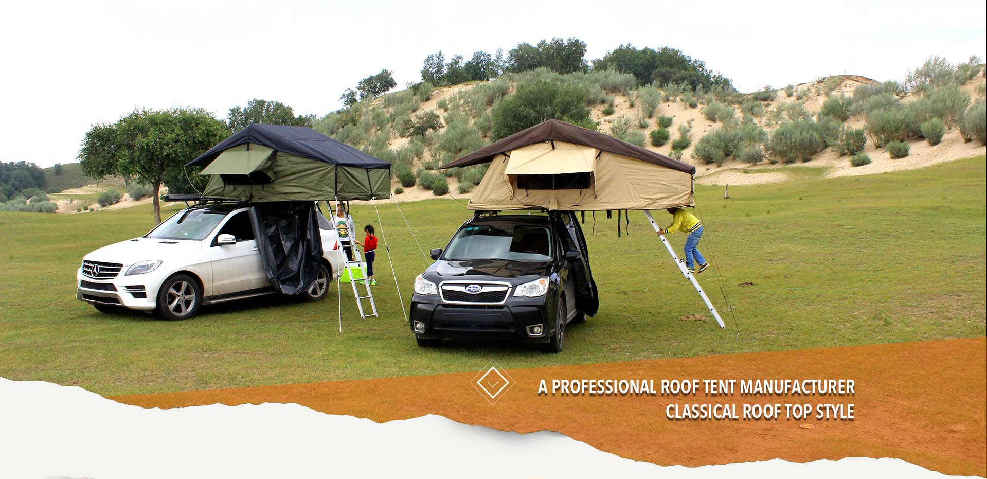 Roof Tent Manufacturer