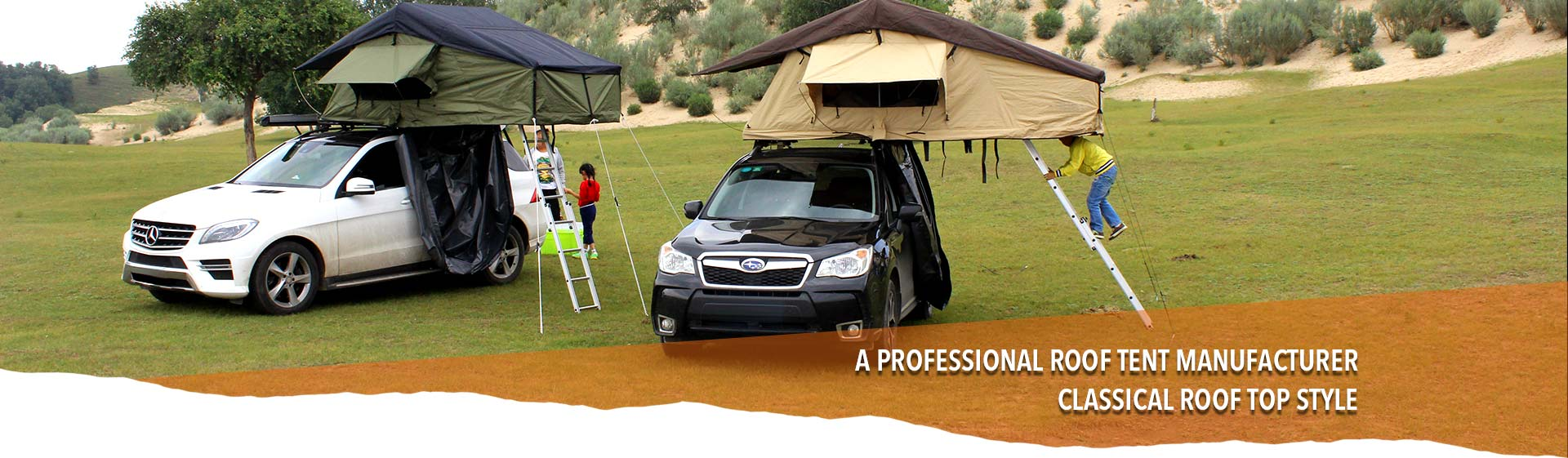 Roof Tent Manufacturer