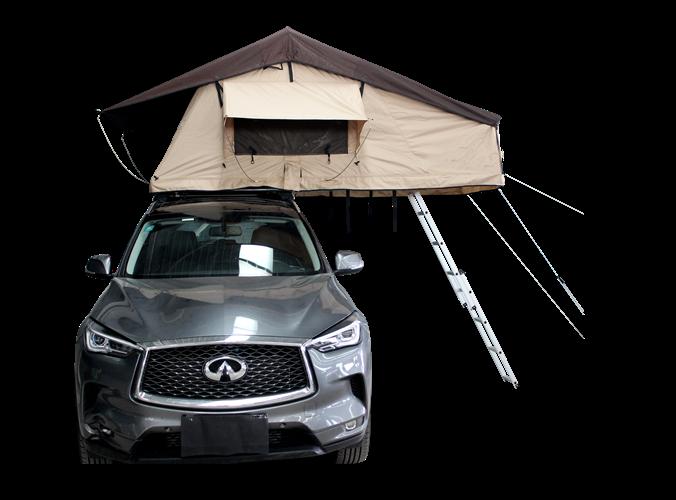 Car Camping Roof Top Tent