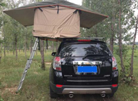 Manufacturers tell you how to put a rooftop tent on your camper shell