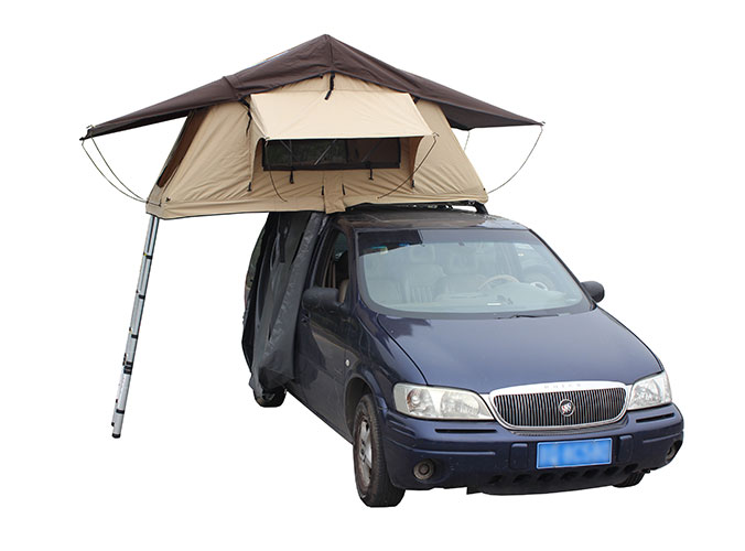Car Camping Roof Top Tent SRT01S-76 (5+ Person Tent)