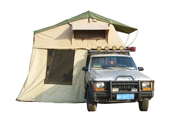 1-2 Person Pop Up Roof Tent