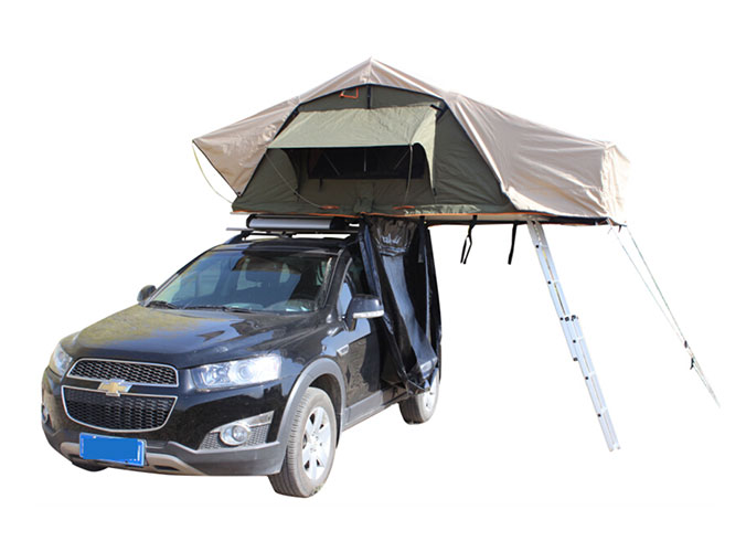 New Fly Car Top Tent