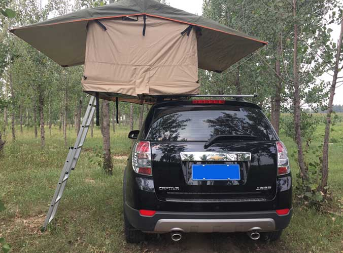 Car Camping Roof  Top Tent For Sale SRT05S-47---New Arrival