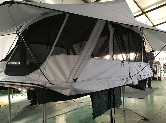 Roof Tent SRT07S-56(2-4person)