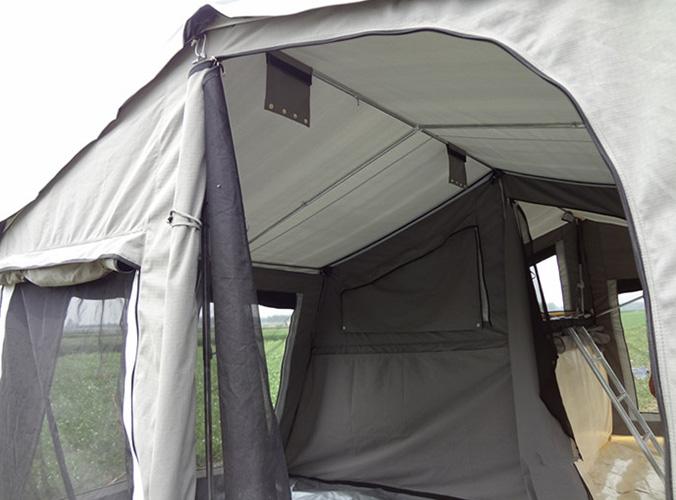 Trailer Tent SC01(7ft)