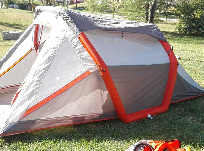 2 People Air Tent SCAT-310