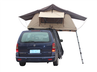 Roof Top Tent Add Luster To Travel