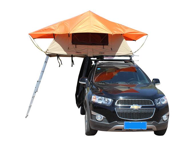 The Origin Of The Car Roof Tent