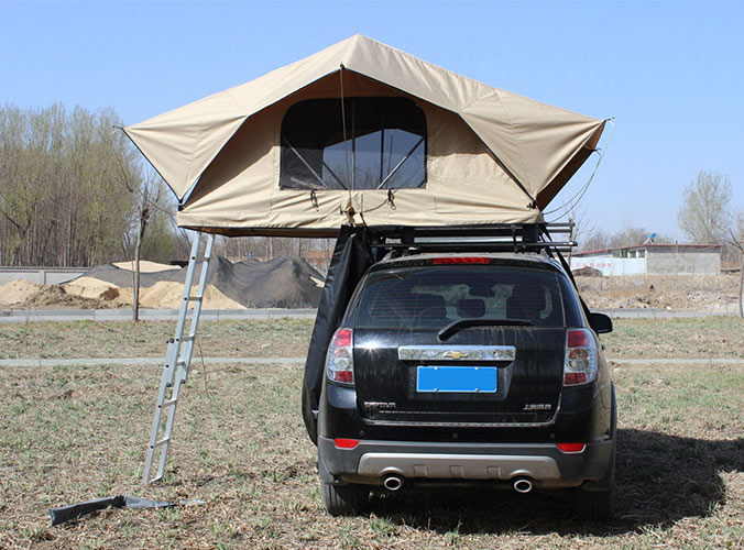 New Fly Car Roof Top Tent