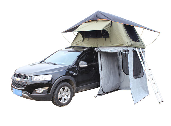 The Basic Condition That be Fitted With Roof Top Tent
