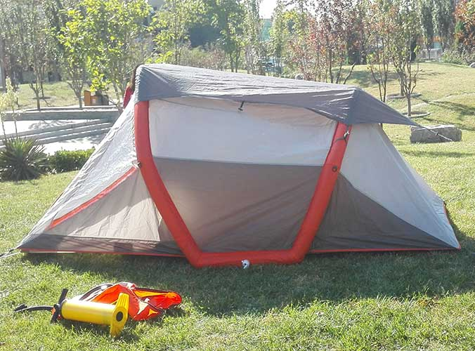 Characteristics of Inflatable Tent