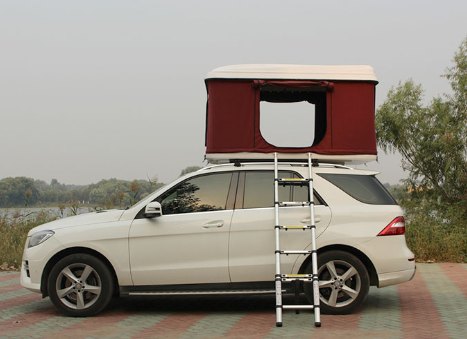 Why To Prefer A Hard Shell Car Roof Top Tent Or A Car Side Tent?