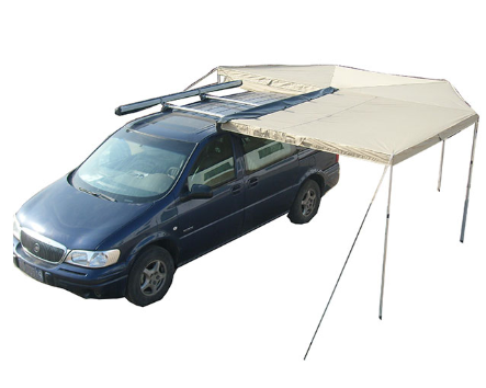 How To Clean An Vehicle Awning?
