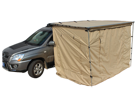 Sundaycampers'4WD Vehicle Awning