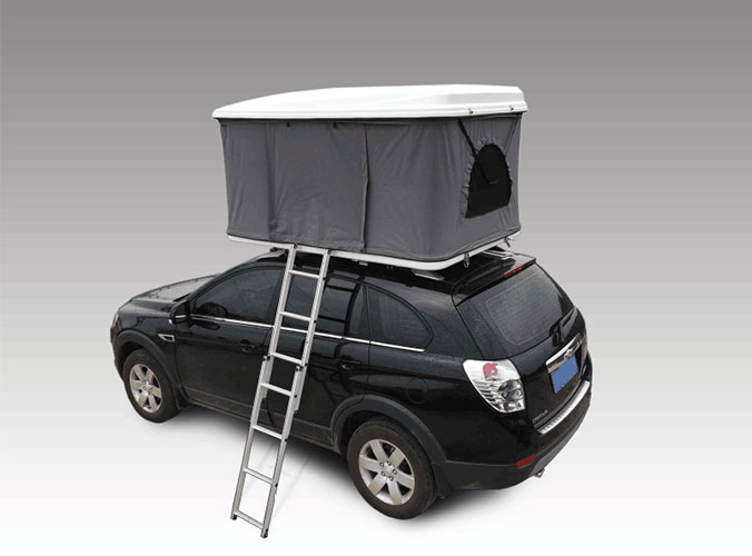 What Types Of Roof Tents Are There?