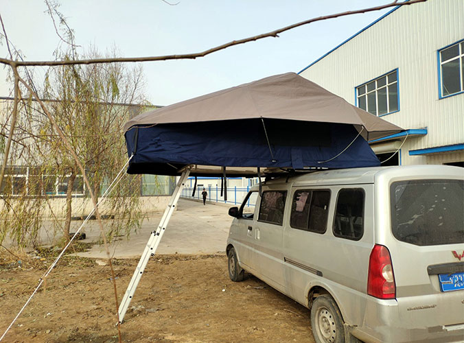 Car Camping Roof Tent (SRT04E New Roof Top Tent)