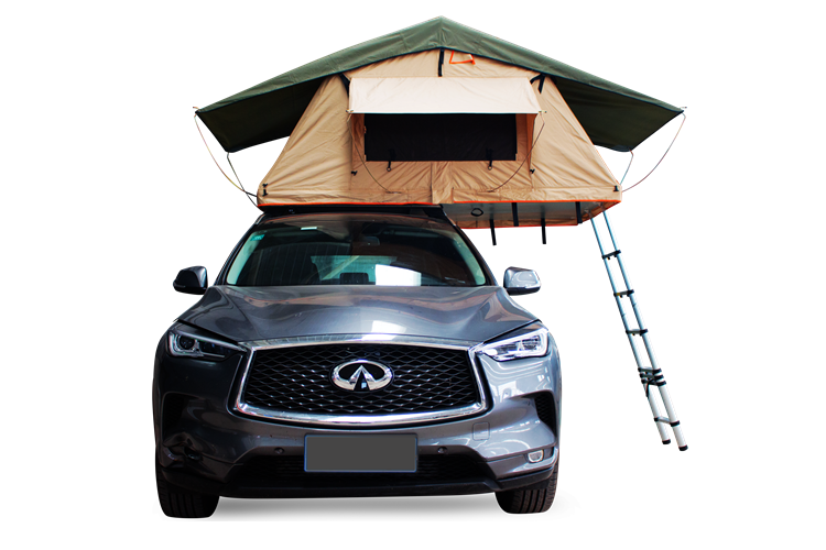 Car 4WD Offroad Roof Top Tent SRT01S-56(2+ Person Tent)