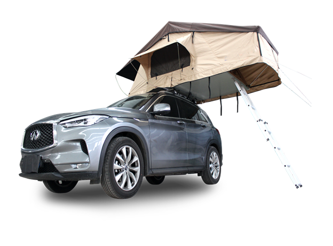4x4 Camping Car Camping Roof Top Tent SRT01E-56(2+ Person Tent)