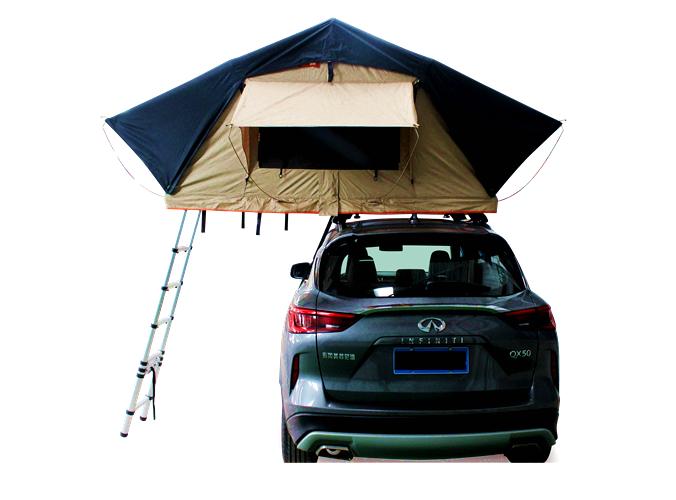 Outdoor Car Roof Tent Camper SRT02S New Roof Top Tent