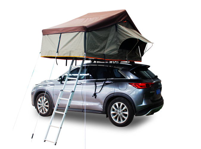 Car Camping Roof Tent Tent SRT02E New Style Car Top Tent