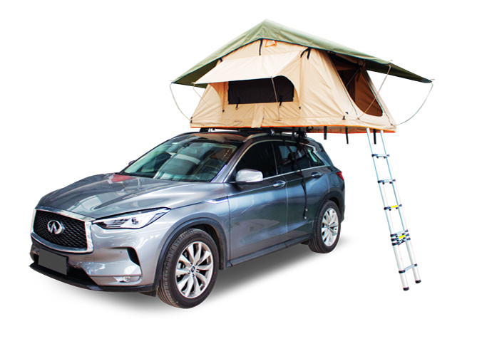 4WD Offroad Roof Top Tent SRT01S-56(2+ Person Tent)