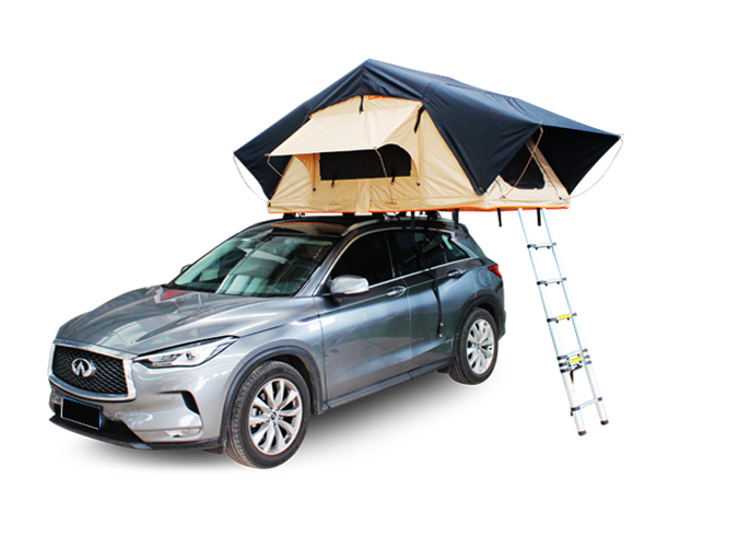 Outdoor Car Roof Tent Camper SRT02S New Roof Top Tent