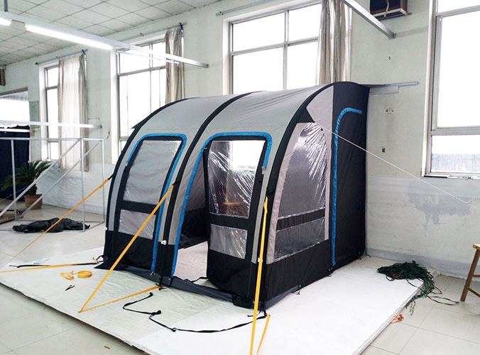What Should I Do If The Inflatable Tent Is Leaking?