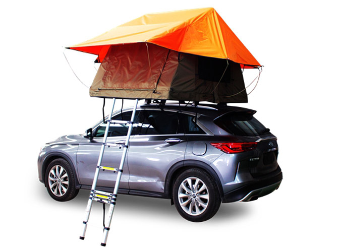 What Kind Of Car Can Install A Roof Tent?