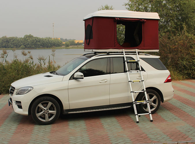 Advantages of Hard-shell Tents