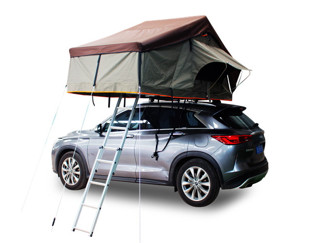 How to judge whether the wind resistance of a Car Roof Top Tent is not enough?