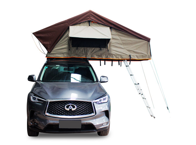 What is the Purpose of the Roof Tent?