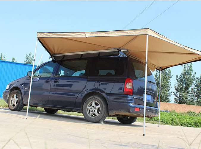 What to Consider When Selecting a Vehicle Awning?