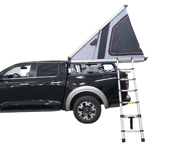 PP Honeycomb Shell Roof Top Tent(2 people)