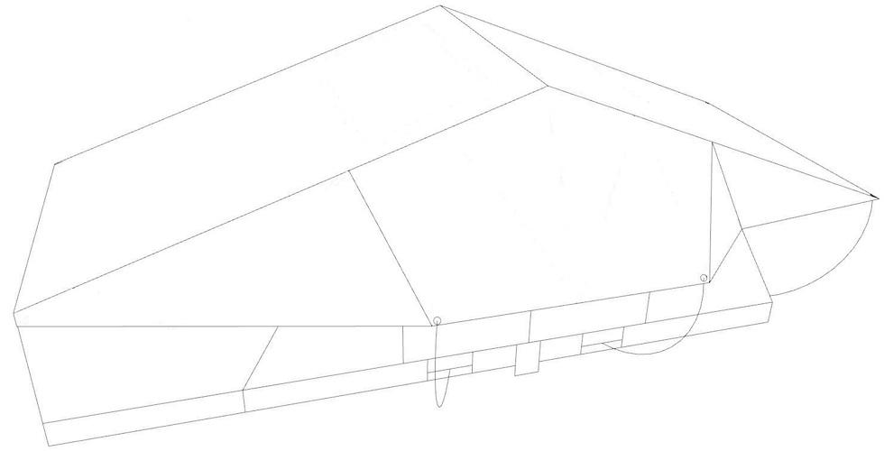 Car Camping Roof Tent (SRT04E New Roof Top Tent)