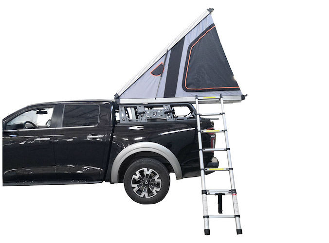 We have PP Honeycomb Hard Shell Roof Tent for sale.